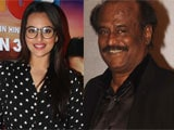 Sonakshi Sinha was 'Nervous' About Working with Rajinikanth