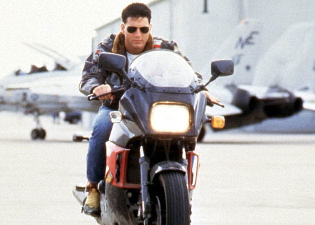 Tom Cruise Escaped Serious Injury in Childhood Bike Stunt