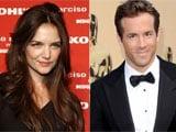 Katie Holmes to Play Ryan Reynolds' Wife in Helen Mirren's <i>Woman In Gold</i>