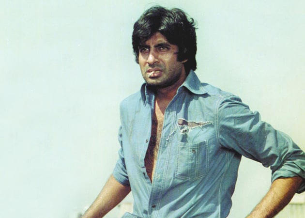 This Was Amitabh Bachchan's Life, 40 Years Ago