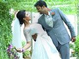 South Actress Amala Paul Marries Filmmaker Vijay