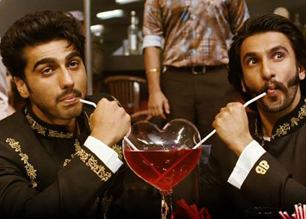 Ranveer Singh, Arjun Kapoor May Not be Such Good Friends After All