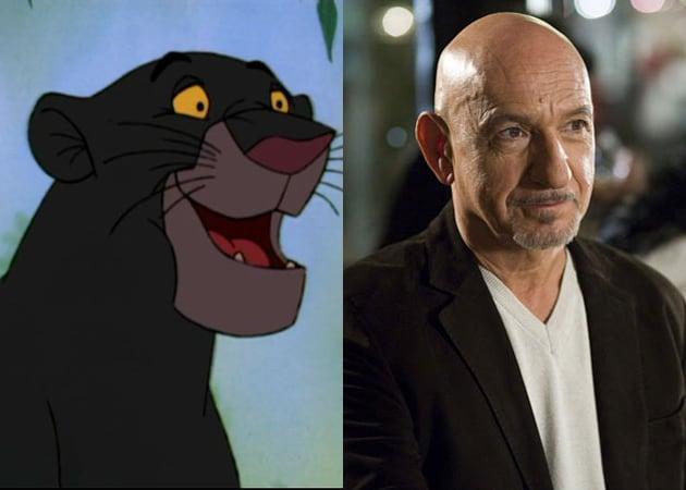 Ben Kingsley to Voice Bagheera in Jon Favreau's The Jungle Book