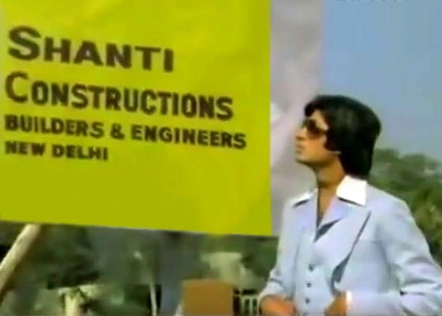 Does Amitabh Bachchan's Shanti Constructions Sound Familiar? Here's Why