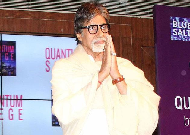 Amitabh Bachchan to Recite Father's Poems Again