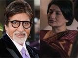 Amitabh Bachchan Turns Prankster, Scares Sarika on the Sets of <i>Yudh</i>