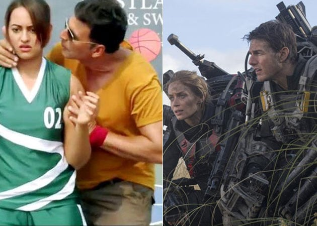 Today's Big Releases: Holiday, Edge of Tomorrow