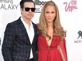 Casper Smart Leaves Jennifer Lopez's Home After Split