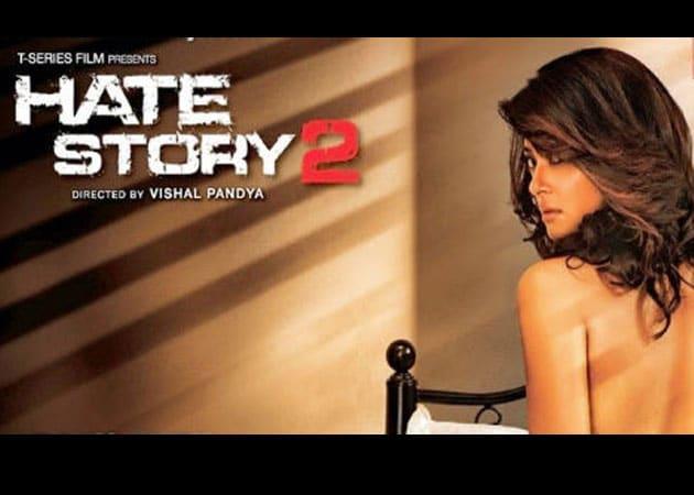Hate Story 2 Bold Scenes Made Jay Bhanushali uncomfortable
