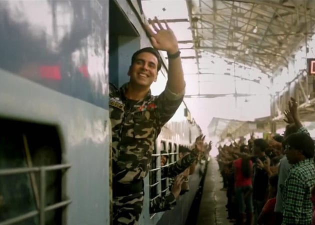 Why Akshay Kumar Doesn't Care How Much Holiday Earns