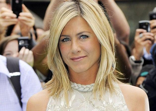 Jennifer Aniston Freaks out on Movie Set?