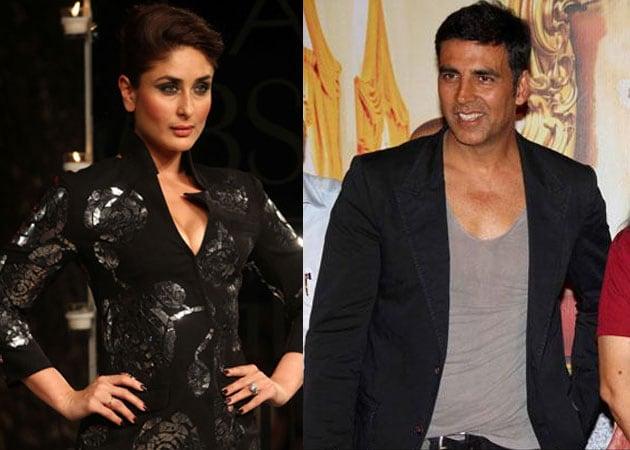 Kareena Kapoor is Akshay Kumar's Leading Lady in Singh Is Bling
