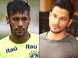 Celebrity Lookalikes: Brazil's Neymar Jr is a Dead Ringer for Kunal Khemu
