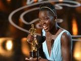 Lupita Nyongo's Oscar Goal Was to Not Trip Like Jennifer Lawrence