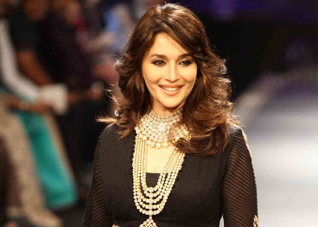 Madhuri Dixit: I am a Strict Mother