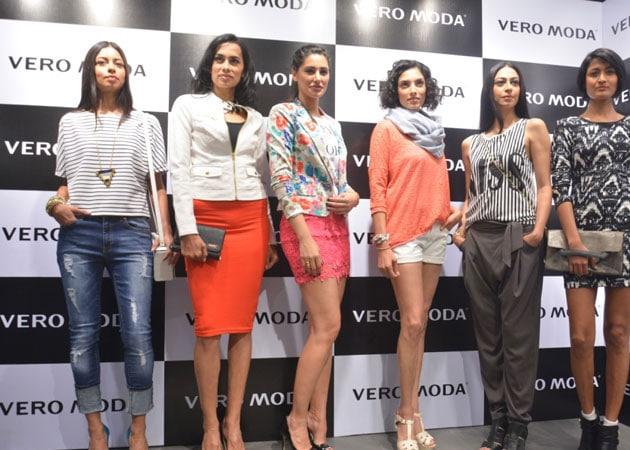 Nargis Fakhri Makes Fashion Pit Stop in New Delhi