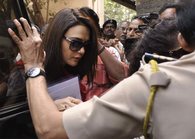 Don't Know Don Who Allegedly Threatened Wadias, Says Preity Zinta