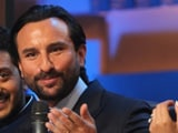 Saif Ali Khan: I Don't Have Time for Television