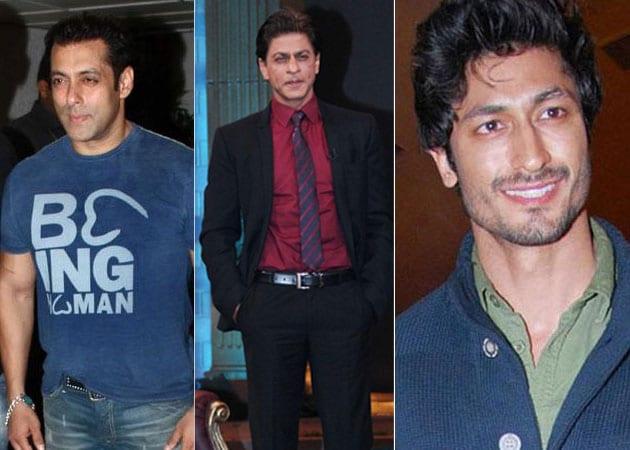 Shah Rukh Khan and Salman Khan Miffed with Vidyut Jamwal?