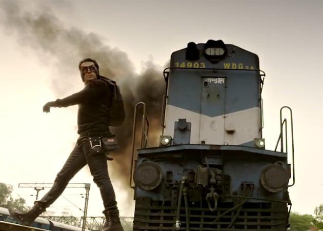 Salman Khan's Kick Trailer Released