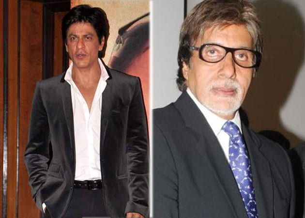 Amitabh Bachchan, Shah Rukh Khan on 'High Voltage' Germany vs Portugal