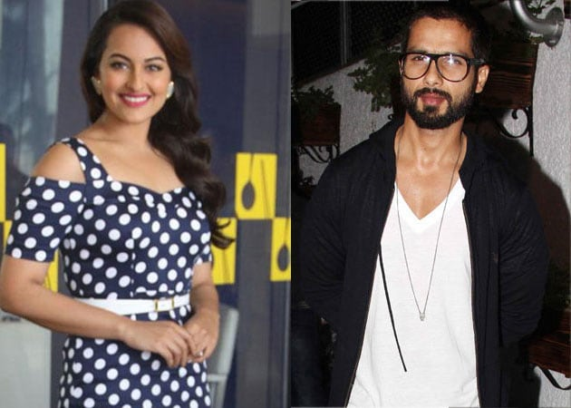 Sonakshi Sinha Gets After-Hours Birthday Surprise from Shahid Kapoor