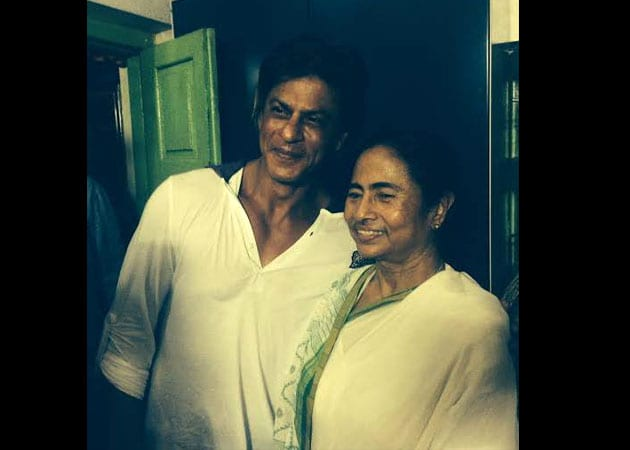 Shah Rukh Khan, Mamata Banerjee and KKR Prep for Royal Bengal Reception
