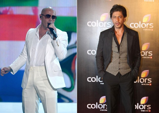 Pitbull: Would Love to Work With Shah Rukh Khan