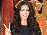 """Sunny Leone """"Happy"""" About Getting Noticed in Bollywood"""