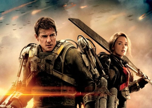 Tom Cruise: Emily Blunt Cried When She Tried Edge of Tomorrow Costume