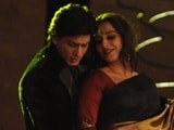 Vidya Balan Will do a Film With Shah Rukh Khan Only on One Condition