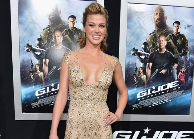 Salman Khan Keen to Bring Adrianne Palicki to India for Dr Cabbie Release