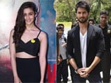 Alia Bhatt Fell in Love with Shahid Kapoor at the Age of 11