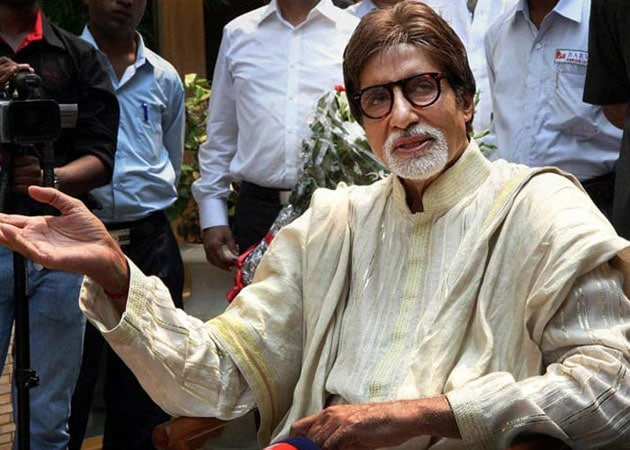 Amitabh Bachchan to Campaign to Keep India Clean