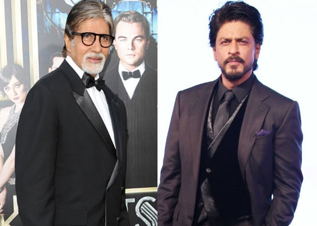 Shah Rukh Khan Tells Amitabh Bachchan: Waiting for Yudh