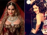 Bipasha Basu, Chitrangada Singh Add <i>Filmy</i> Glamour to Couture Week Finale