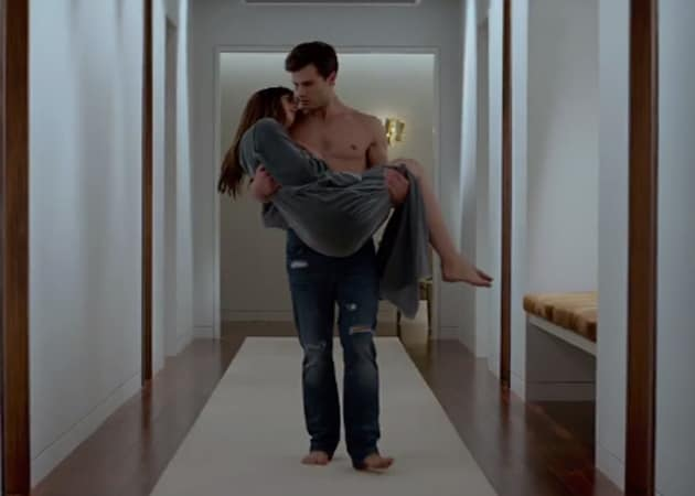 The Fifty Shades Of Grey Trailer Creates Controversy
