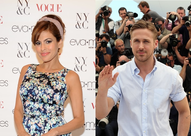 Eva Mendes Pregnant With Ryan Gosling's Baby?