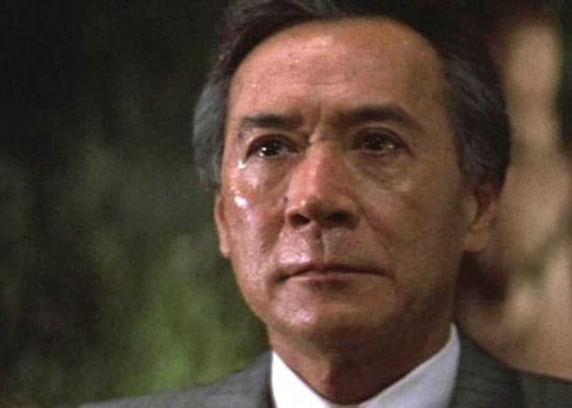 Die Hard Star James Shigeta Dies at 81