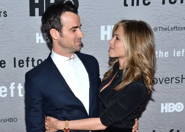 Jennifer Aniston: Justin Theroux Looks Better With Every Passing Year