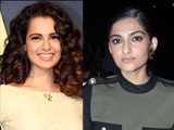 Kangana Ranaut: Sonam Kapoor is the Best Dressed Actress in Bollywood