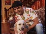 Comedian Kapil Sharma Adopts Retired Police Labrador