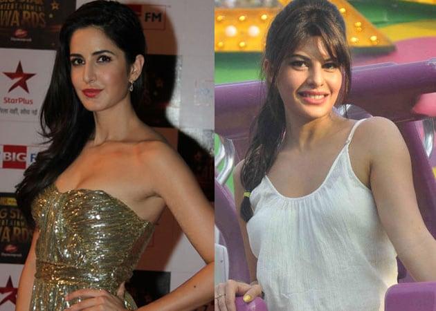 Salman Khan's Kick Co-Star Jacqueline Fernandez Praises Katrina Kaif