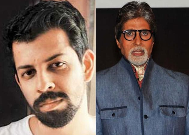 Bejoy Nambiar: Amitabh Bachchan is Ridiculously Humble
