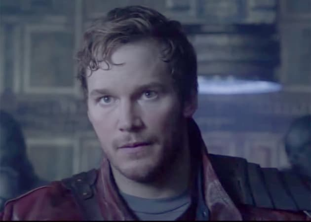 Chris Pratt Starved Himself For Playing Star Lord in Guardians Of The Galaxy