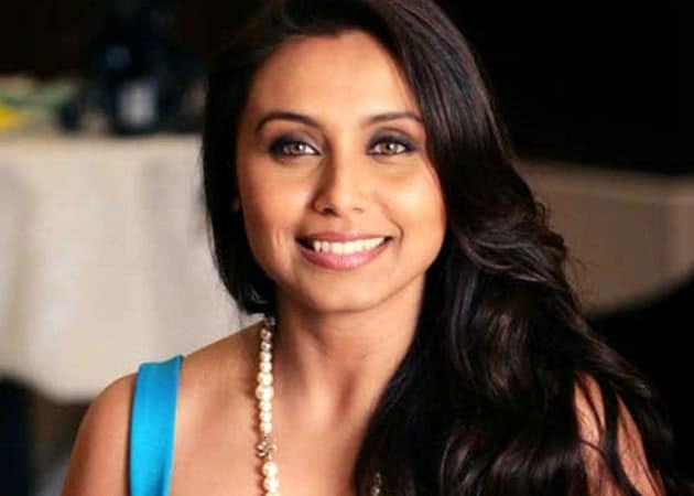 Actress Rani Mukerji Preparing for Motherhood?