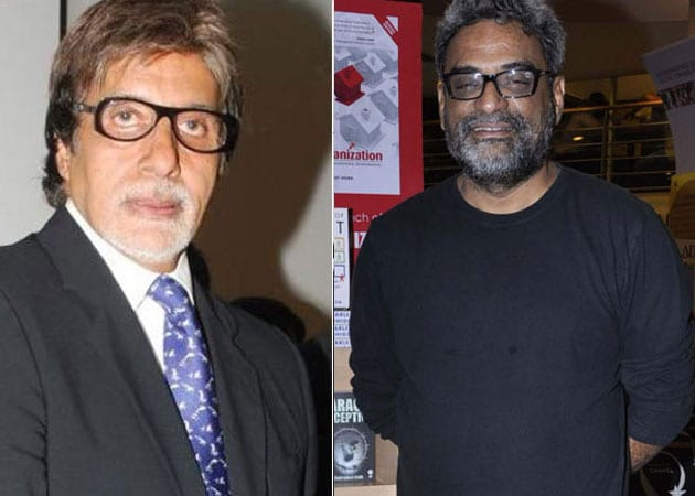 Amitabh Bachchan: R Balki's Films Have Been Out of the Ordinary and Challenging