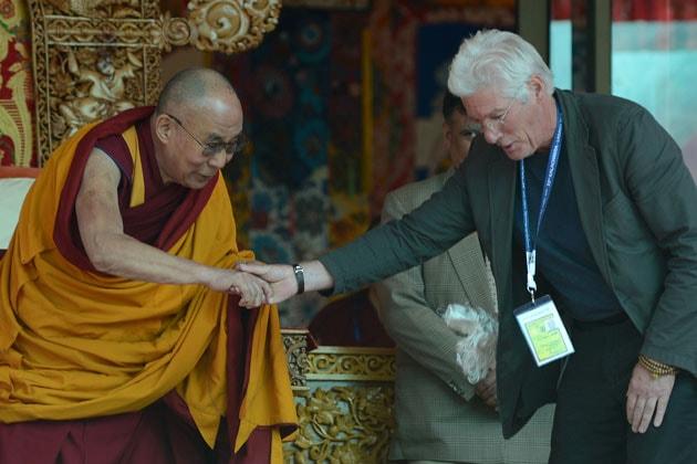 Richard Gere to Attend the Dalai Lama's Kalachakra Ceremony in Leh