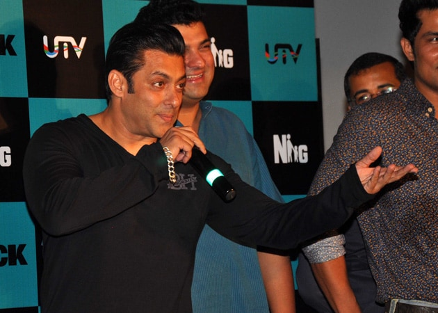 Salman Khan: Took Me Three Days to Record Song for Kick