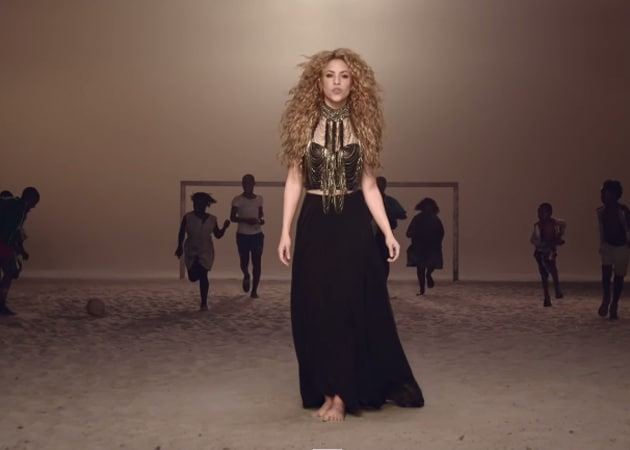 Shakira to Perform at the FIFA World Cup Closing Ceremony in Brazil